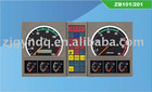 Hot!Yanan automobile high accuracy Dashboard(ZB132 232)