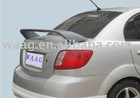 KIA51143-Rear Spoiler For Kia Rio 2010