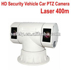 Car Vehicle Laser IR speed dome
