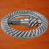 steel gear shaft: