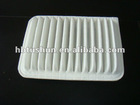 auto air filter 17801-21050 for toyota
