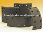 Non asbestos or asbeostos brake lining