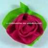 OEM colorful bath flower in mesh