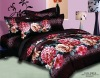 100%cotton full bloom bedspread