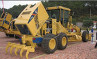 sell liugong motor grader clg416 cummins engine advance transmission