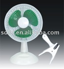 2012 Mini 6 inch Table & Clip Fan (DC-F001)