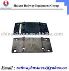 Rail steel pad/baseplate manufacturer/elastic plate