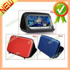 Portable Speaker Case PU Leather Bag for 7 inch Tablet PC