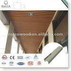 WPC indoor ceiling panel 40*25cm