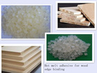 Excellent hot melt adhesive for wood edge binding