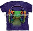 2013 New design of 3D printing T-shirt for kids