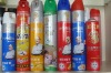 differents aerosol insecticide
