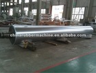 ( Cold iron cast steel ) rubber roll for rubber calender,mixing mill