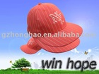 Hip-hop Embroidered Logo Baseballl Cap