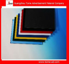 transparent colored plastic sheets