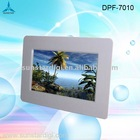 "2011 new arrival 7"" Digital Photo Frame wifi 7010"