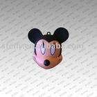 Mickey head SD&USB Card reader speaker