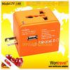 JY-148-1 new pc travel plug