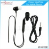3.5mm Stero mobile cell phone earphone with MIC Colourful cable
