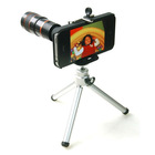 8X Optical Zoom Lens Telescope For iPhone 4