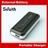 4400mAh for tablet/MID/DV/psp/smartphone portable battery charger