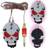 Skull tattoo foot switch Stainless steel Footswitch
