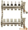 manifold for underfloor heating (hydronic systems)