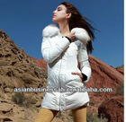 men and women's Down jackets