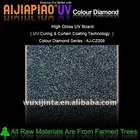 Artificial panels - Color diamond UV panels