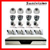 HOT 16CH DVR Kit/CCTV DVR System /Security Camera Kit SURPPORT 3G WIFI