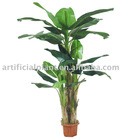 artificial banana trees