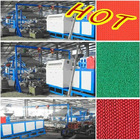 PVC carpet production line
