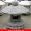 mini stone garden lantern