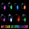 6 colors LED crystal necklace