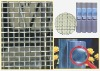 Epoxy coated square wire mesh