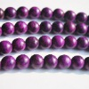 HOT!!!Noble purple gemstone beads nature jewelry beads