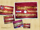 gold plated rosewood oboe