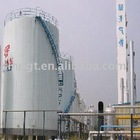 Large scale storage tank