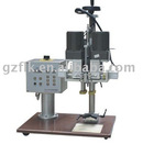 semi-auto bottle capping machine