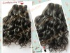 Yaki wave 100% Malaysian virgin hair extensions
