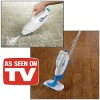2 in 1 multi surface steam cleaner