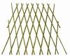 naturel bamboo fence