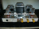 EL34 vacuum tube audio amplifier