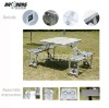 Outdoor Aluminium Folding table