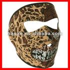 road rash Manufacturer snowboard masks neoprene NSM-032