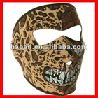 road rash Manufacturer snowboard masks neoprene NSM-032