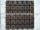 garden floor tiles standard size