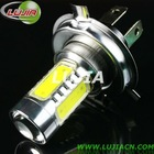 h4 11w cree led light motorcycle