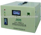 SVC Automatic AC Servo motor power stabilizer