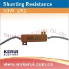 Generator parts Shunting Resistance